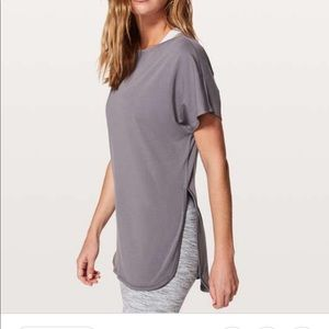 Lululemon side story tee